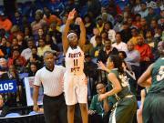 Girls Basketball: Kinston vs. North Pitt (Mar. 7, 2015)