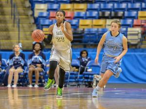 Girls Basketball: Hoggard vs. Southeast Raleigh (Mar. 7, 2015)
