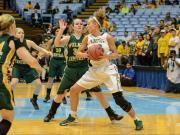 Girls Basketball: Kinston vs. Wilkes Central (Mar. 14, 2015)