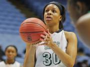 Girls Basketball: Southeast Raleigh vs. Myers Park (Mar. 14, 2015)
