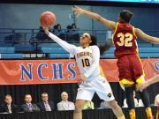 Girls Basketball: Chapel Hill vs. Hickory (Mar. 14, 2015)