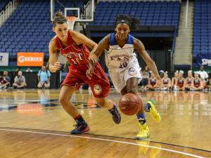 Girls Basketball: NCCA East-West All-Star Game (July 16, 2015)
