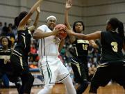 Girls Basketball: Knightdale vs. Southeast Raleigh (Dec. 17, 2015)
