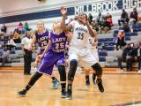 Girls Basketball: Broughton vs. Millbrook (Dec. 17, 2015)