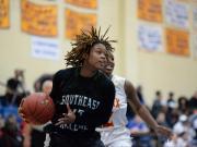Girls basketball: Southeast Raleigh 40, Winston-Salem Prep 34