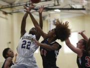 Girls basketball: East Wake 54, Jordan 49