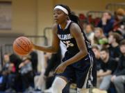 Girls Basketball: Millbrook vs. Heritage (Jan. 8, 2016)