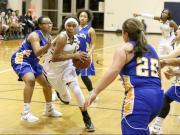 Girls Basketball: Garner vs. Knightdale (Jan. 8, 2016)