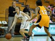 Girls Basketball: Fuquay-Varina vs. Green Hope (Jan. 21, 2016)