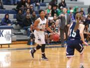 Girls Basketball: Leesville Road vs. Millbrook (Jan. 21, 2016)