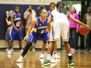 Girls Basketball: Garner vs. Southeast Raleigh (Jan. 21, 2016)