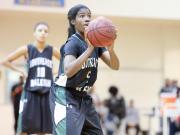 Girls Basketball: Southeast Raleigh vs. Knightdale (Feb. 2, 2016)