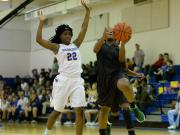 Girls Basketball: Southeast Raleigh vs. East Wake (Feb. 5, 2016)