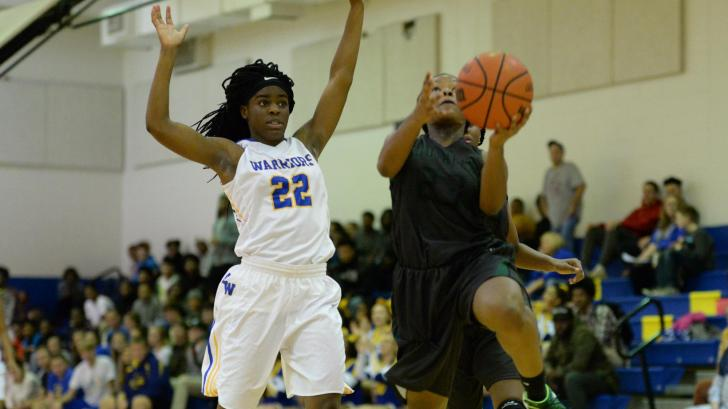 GBB: Southeast Raleigh vs East Wake (Feb. 5, 2016)