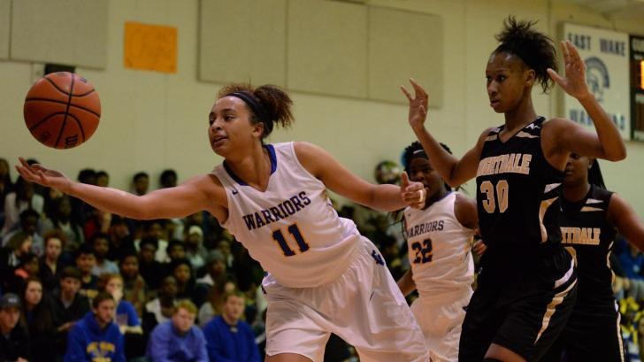 GBB: Knightdale vs East Wake (Feb. 9, 2016)