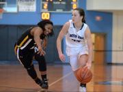 Girls Basketball: Apex vs. Green Hope (Feb. 17, 2016)
