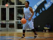 Girls Basketball: Panther Creek vs. Holly Springs (Feb. 17, 2016)