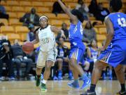 Girls Basketball: East Wake vs. Southeast Raleigh (Feb. 18, 2016)