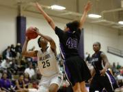 Girls Basketball: Riverside vs. Hillside (Feb. 19, 2016)