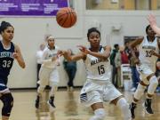 Girls Basketball: Leesville Road vs. Millbrook (Feb. 19, 2016)