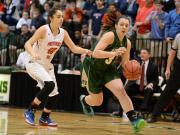 Girls Basketball: Ravenscroft vs. Charlotte Christian (Feb. 20, 2016)