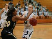Girls Basketball: Leesville Road vs. Knightdale (Feb. 23, 2016)