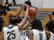 Girls Basketball: Green Hope vs. Hillside (Feb. 27, 2016)