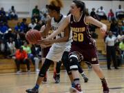Girls Basketball: Lumberton vs. Hillside (March 1, 2016)
