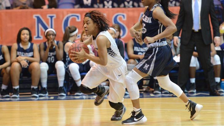Girls Basketball: Millbrook vs. Hillside (Mar. 5, 2016)