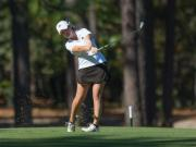 Girls Golf: 2014 4-A State Championships, Day One (Oct. 27, 2014)