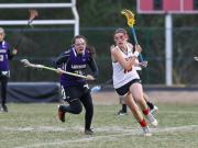 Girls LAX: Holly Springs vs. Middle Creek (Mar. 14, 2014)