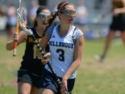 Girls Lacrosse: Broughton vs. Millbrook (Apr. 26, 2014)