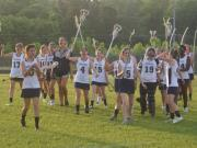 Girls Lacrosse: Heritage vs. J.H. Rose (May 7, 2014)