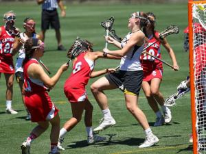 Girls Lacrosse: Apex vs. Charlotte Catholic (May 24, 2014)
