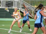 Girls Lacrosse: Hoggard vs. Cardinal Gibbons (May 19, 2015)