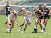 Girls Lacrosse: Cardinal Gibbons vs. Lake Norman (May 23, 2015)