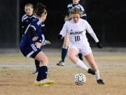 Girls Soccer: Leesville Road vs. Millbrook (Mar. 26, 2014)