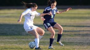 Girls Soccer: Leesville Road vs. Millbrook (Mar. 26, 2014)