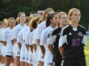Girls Soccer: Pine Forest vs. Sanderson (May 14, 2014)