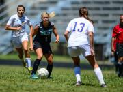 Girls Soccer: West Johnston vs. Garner (May 17, 2014)