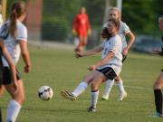 Girls Soccer: West Johnston vs. Panther Creek (May 21, 2014)