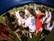 Girls Soccer: Panther Creek vs. Hoggard (May 27, 2014)
