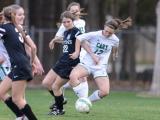 Girls Soccer: Green Hope vs. Cary (Mar. 16, 2015)