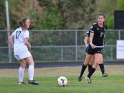Girls Soccer: Panther Creek vs. Green Hope (Apr. 13, 2015)