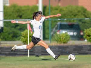 Girls Soccer: Leesville Road vs. Panther Creek (May 20, 2015)