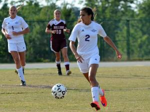 Girls Soccer: Dixon vs Carrboro High School (May 26, 2015)