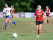 Girls Soccer: 2015 East-West All-Star Game (July 21, 2015)