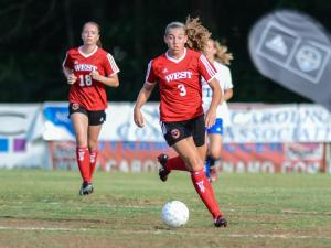 Girls Soccer: NCCA East-West All-Star Game (July 21, 2015)