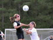 Girls Soccer: Middle Creek vs. Wakefield (May 13, 2016)