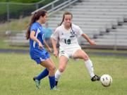 Girls Soccer: Athens Drive vs. Leesville Road (May 20, 2016)